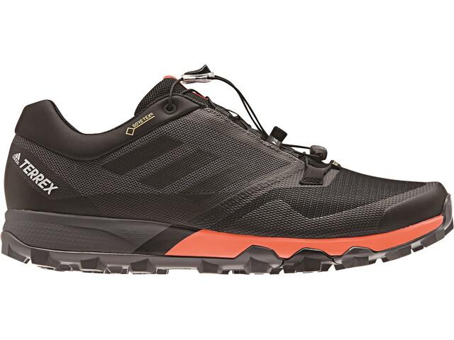 adidas TERREX Trailmaker GTX - Zapatillas running Hombre - naranja/negro